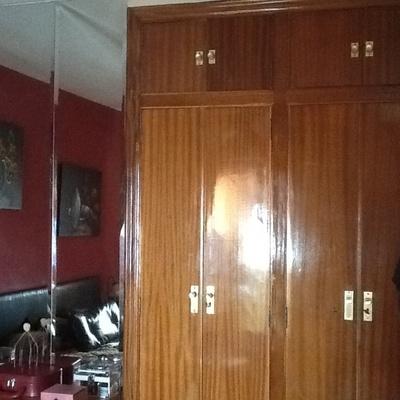 Rehacer armario empotrado y cambiar 3 puertas - Ajustar puertas armario ...