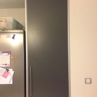 Cambiar color puertas de armarios cocina valterna - Cambiar puertas de cocina ...