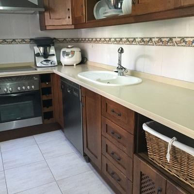 Restaurar encimera de cocina manzanares ciudad real - Restaurar cocina ...
