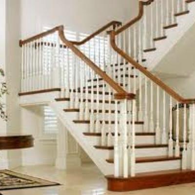 Cambiar barandilla de forja de las escaleras de casa y ponerlas en