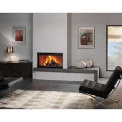 Instalar chimenea y mueble incorporado tabernas almer a for Precios chimeneas lena