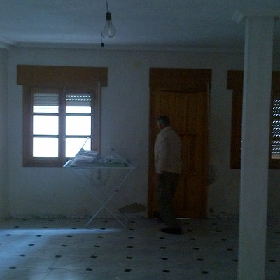 Reforma integral casa centrica pueblo de segovia for Precio reforma integral casa