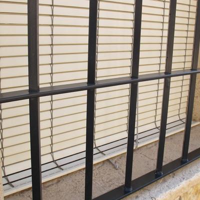 Necesito 4 rejas para ventanas en hierro forjado sitges for Rejas de hierro precios