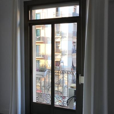 Cambio ventanas de aluminio bordeta hostafrancs - Presupuesto cambio ventanas ...