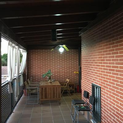 Cerrar terraza ya cubierta barrio de loranca fuenlabrada fuenlabrada madrid habitissimo - Obra nueva fuenlabrada ...