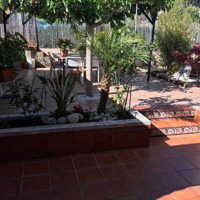 Dise ar jard n vivienda canyelles barcelona habitissimo for Disenar jardines online gratis
