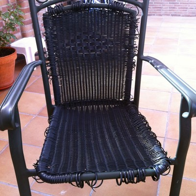 Reparar sillas jardin valdemoro madrid habitissimo - Presupuesto tapizar sillas ...