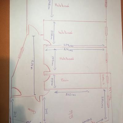 Reformar piso cambiar puertas alicatar ba o y cocina for Cambiar puertas piso