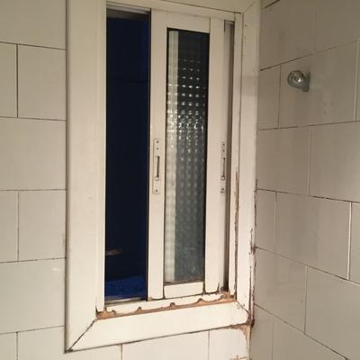 Cambiar ventana aluminio cuarto de ba o barcelona barcelona habitissimo - Cambiar cuarto de bano ...