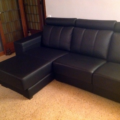 Cortar el cheslong de un sof rub barcelona habitissimo - Tapizar sofa barcelona ...