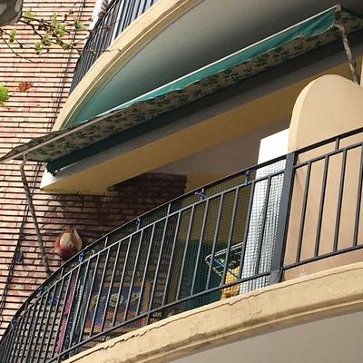 Instalar toldo de balcon zaragoza zaragoza habitissimo for Precio toldos balcon