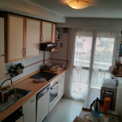 Reformar cocina completa azulejos caldera lavadora etc - Reformar cocina precio ...