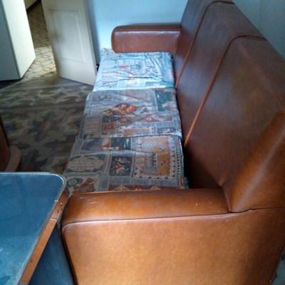 Tapizar y modernizar sofa de piel barcelona barcelona habitissimo - Tapizar un sofa de piel ...