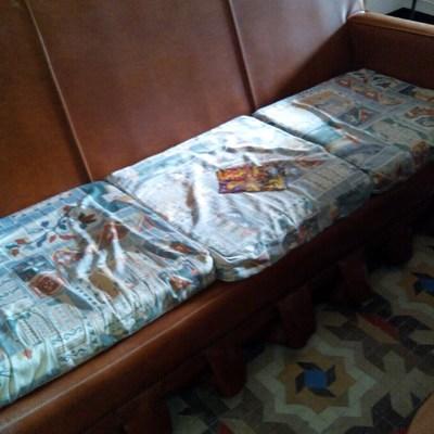 Tapizar y modernizar sofa de piel barcelona barcelona - Tapizar un sofa de piel ...