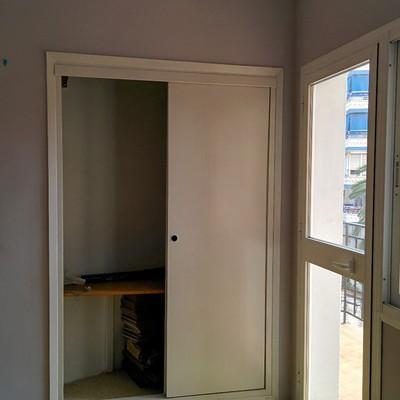 Forrar 4 armarios empotrados y a adir altillos a cada uno - Armarios empotrados malaga ...