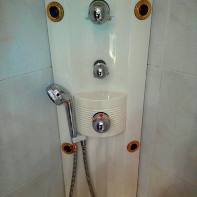 Reparar termostato columna de ducha hidromasaje madrid for Termostato para ducha