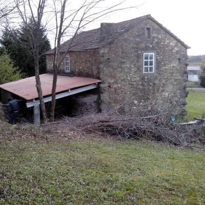 Rehabilitacion casa rural santiago de compostela a coru a habitissimo - Rehabilitacion casa rural ...