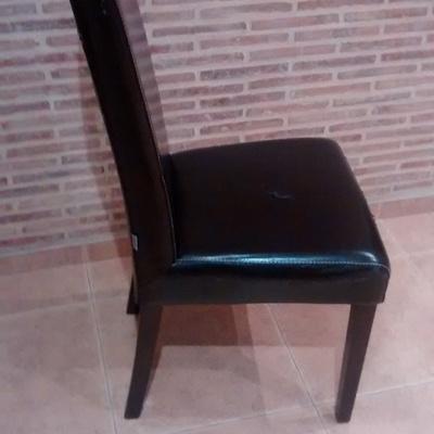 Tapizar 6 sillas con tela l 39 alc dia de crespins - Presupuesto tapizar sillas ...