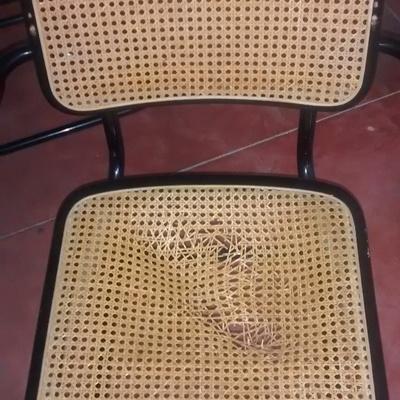 Reparar cuatro sillas de rejilla lleida lleida - Reparacion de sillas de rejilla ...