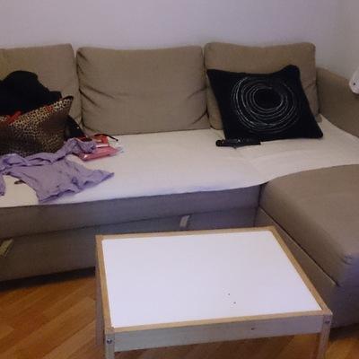 Tapizar un sof cama de ikea las palmas de gran canaria las palmas habitissimo - Sofa cama gran canaria ...