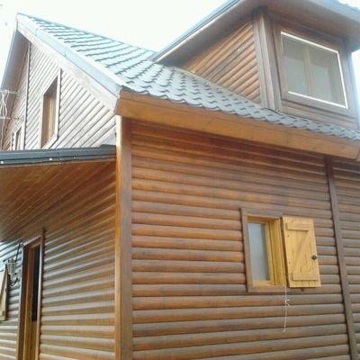 Pintar y restaurar casa de madera aldea vi uelas cortes de pall s valencia habitissimo - Presupuesto pintar casa ...