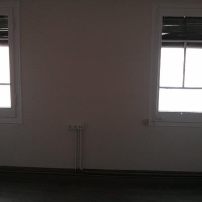 Cambio de cristales en 2 ventanas fort pienc barcelona - Presupuesto cambio ventanas ...