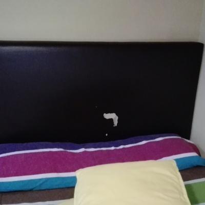 Tapizar cabezal alicante alicante habitissimo - Tapizar cabezal cama ...