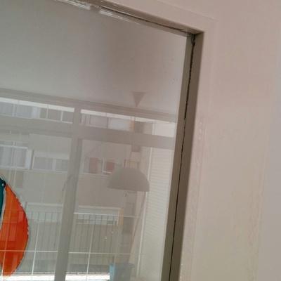 Cambiar cristal puerta sal n montjuic barcelona - Cristal puerta salon ...