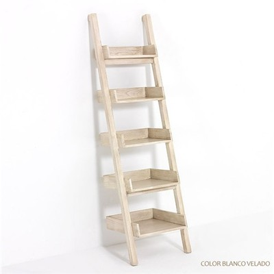 Estanteria de baldas escalera bormujos sevilla - Estanterias en escalera ...
