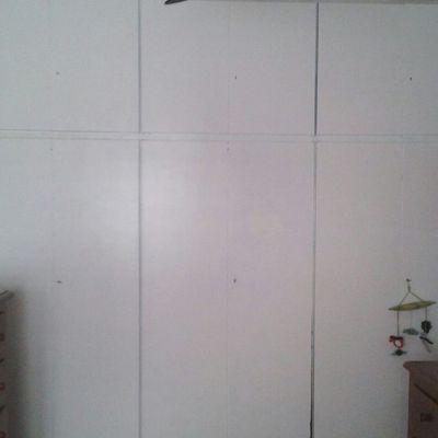 Cambiar puertas armario empotrado valencia valencia - Cambiar armario empotrado ...