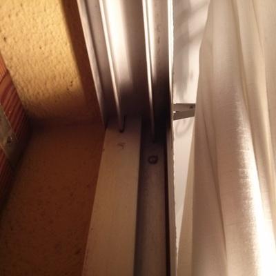 Sustituir puertas correderas antiguas de aluminio por un - Precio cristal climalit ...