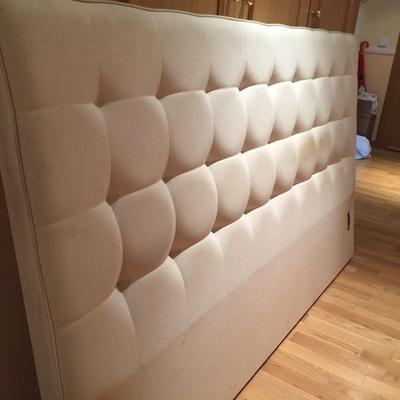 next fecha estimada del proyecto lo antes posible tapizar cabecero cama
