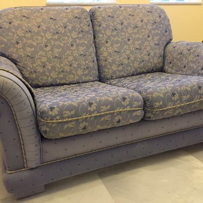 Tapizar 2 sof s de 2 plazas alhaur n de la torre m laga - Tapizar sofas precios ...