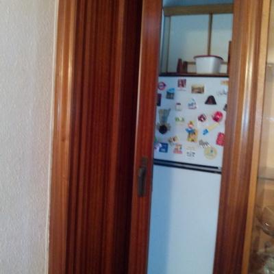 Puertas correderas de acordeon centro cornell de for Puerta de acordeon castorama