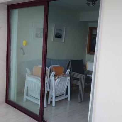 Cambio de puerta salida a balcon por puerta plegable - Cambio de puertas ...