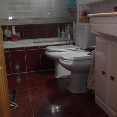 Reforma ba o sonia requena valencia habitissimo for Reforma lavabo precio