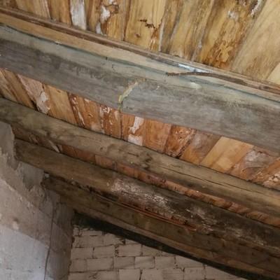 Reforma tejado cordoba pe arroya pueblonuevo c rdoba habitissimo - Cambiar vigas de madera ...