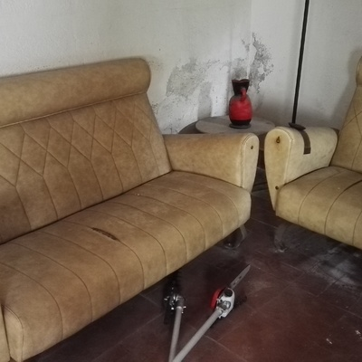 Tapizar sof y butacas la vallen ana barcelona - Tapizar sofa barcelona ...