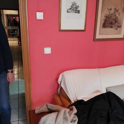 Pared de pladur para crear nueva habitaci n barcelona for Crear habitacion online