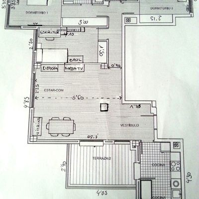 Tirar tabique entre pasillo y salon villa de vallecas madrid madrid habitissimo - Tirar tabique ...