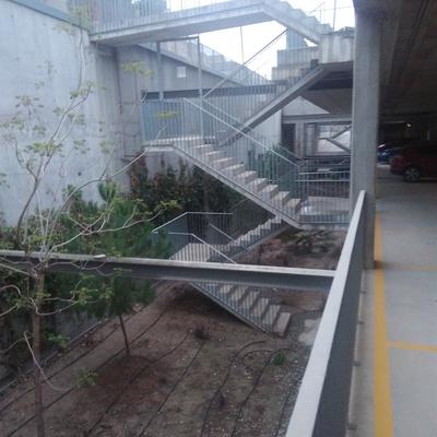 Instalaci n ascensor en patio bentarique murcia - Precio instalacion ascensor ...