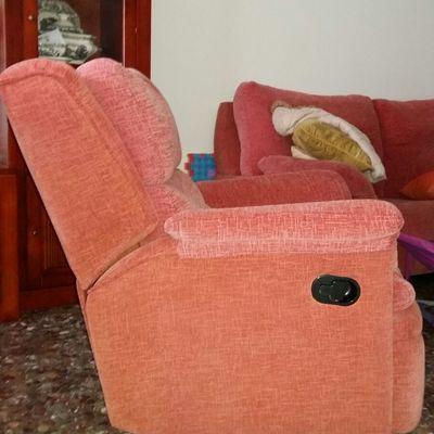 Tapizar sill n relax la pobla de vallbona valencia - Precio tapizar sillon ...