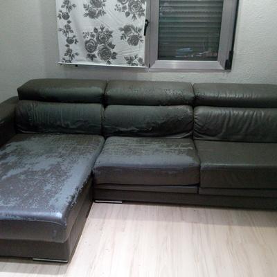 Tapizar sofa con chaise longue valencia valencia - Presupuesto tapizar sofa ...