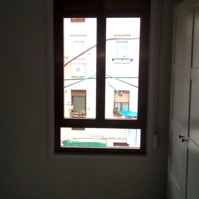 Cambio dos ventanas y puerta balconera bilbao bilbao - Presupuesto cambio ventanas ...