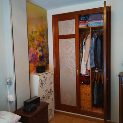 Reformar armario con ampliaci n a 4 puertas madrid for Reformar puertas