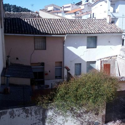 Proyectar corcho en tejado la vall de almonacid segorbe for Proyectar tu casa