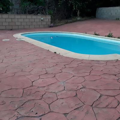 Gunitar piscina castellar del vall s barcelona for Piscinas gratis barcelona