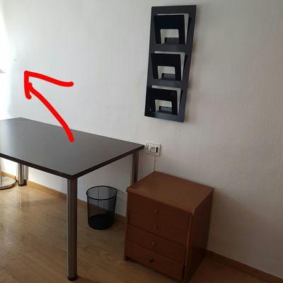 Pintar habitaci n benimaclet valencia valencia - Precio pintar habitacion ...