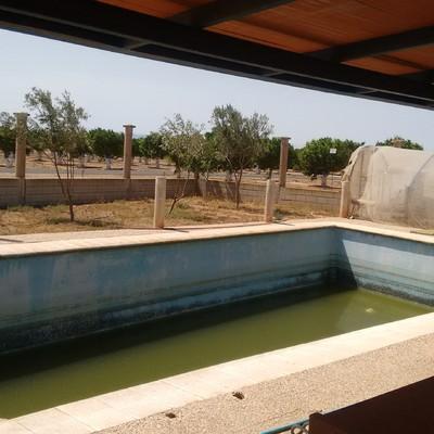 Reforma de piscina en la palma cartagena murcia los - Reformas en cartagena ...