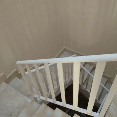 Reforma de escaleras en buhardilla y s tano toledo - Reformas de escaleras ...